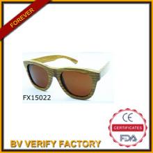 2015 handgemachte Bambus Sonnenbrille (FX15022)