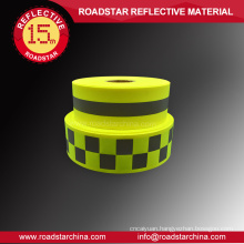 Oxford fabric reflective warning tape