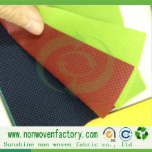Tissu non tissé de polypropylène pour des sacs à provisions