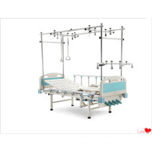 Orthopedics Speciality Bed Double Traction