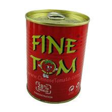 400 g de pasta de tomate Fine Tom Brand