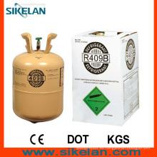 No Combustible, Refrigeración R409b Mezclado de Refrigerante Gas con Buen Efecto