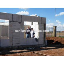 sandwich insulated wall panel plant