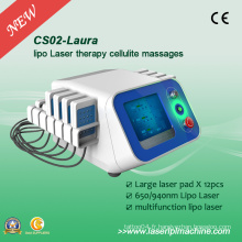 Professional Diode Laser 650nm Liposuction Slimming Machine CS02