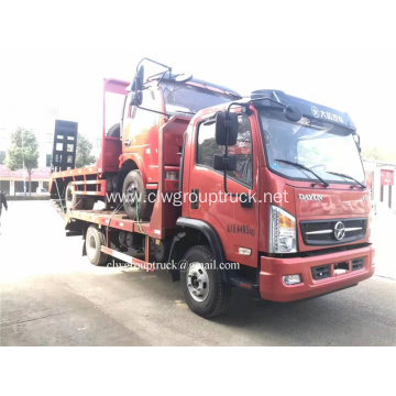 170hp flatbed transporting trucks for sale