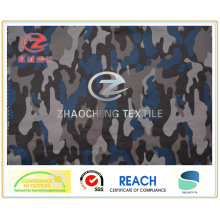 75D Shape Memory Fabric Desert Camouflage Printing Fabric (ZCBP147)