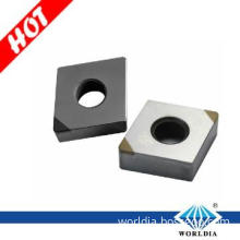 CBN Insert for processing cast iron, quenched steel and other ferrous