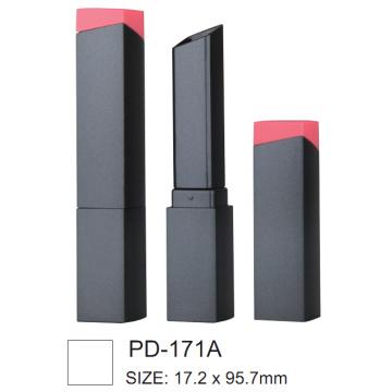 Empty Square Plastic Lipstick Case