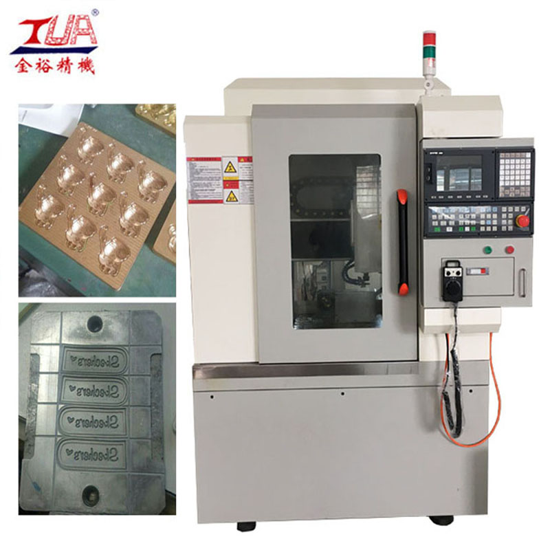 Cnc Metalen Mould Milling Machine