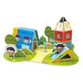 3D The Kindergarten Puzzle