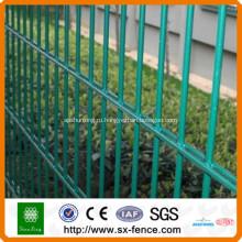 двойная панель загородки ячеистой сети