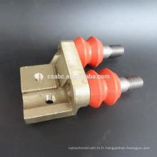 porte-balais pour moteur industriel