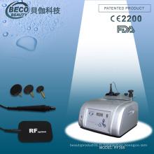 Équipement de beauté pour soins de la peau RF (RF395)