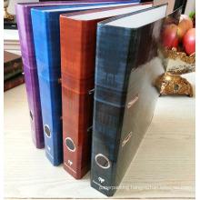 Custom Printed Cardboard Paper Lever Arch File Folder