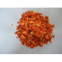 Dados de zanahoria secos16 * 16mm