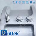 Didtek WCB 150LB 10-дюймовый двухцилиндровый обратный клапан