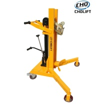China for Hydraulic Drum Wheel Loader Manual Standard Drum Lifter supply to Uganda Suppliers