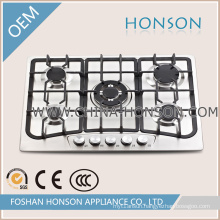 Kitchen Equipment Induction Cooktop 220V Cast Iron Gas Hob