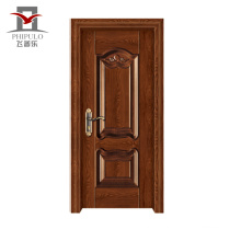 Low Price Brand Accepted Oem Steel Wood Main Door Designs