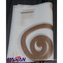 O lenço de papel feito sob encomenda do logotipo / imprimiu o papel de envolvimento para empacotar de Pringting