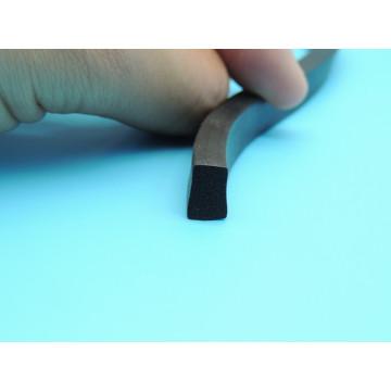 Hochwertige quadratische Schaum Silikondichtung für Trafic Light Rubber