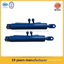 Double Acting LOG divisor cortador de registro cilindro hidráulico cilindro hidráulico de aço