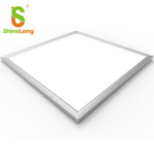 LED Panel light with ceiling mounted frame internal driver