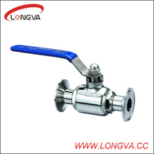 304 Stainless Steel Sanitary Ball Valves