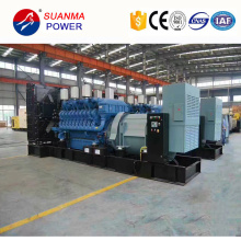 Generador eléctrico MTU 300KW