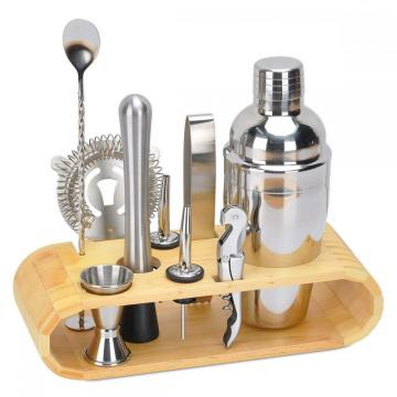 Cocktail Shaker Set Barkeeper Kit Bar Werkzeuge