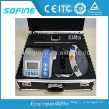 CE утвержденный имплантат зубов Корейская и имплантационная двигательная система