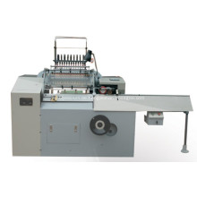 Halbautomatische Buchnähmaschine