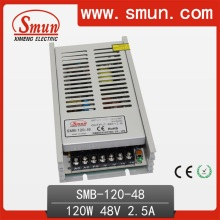 120W 48VDC 2.5A Ultra-Thin AC to DC Power Supply