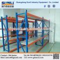 Estante del almacenaje de la placa de acero ligero ajustable