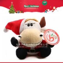 Christmas plush present 2016