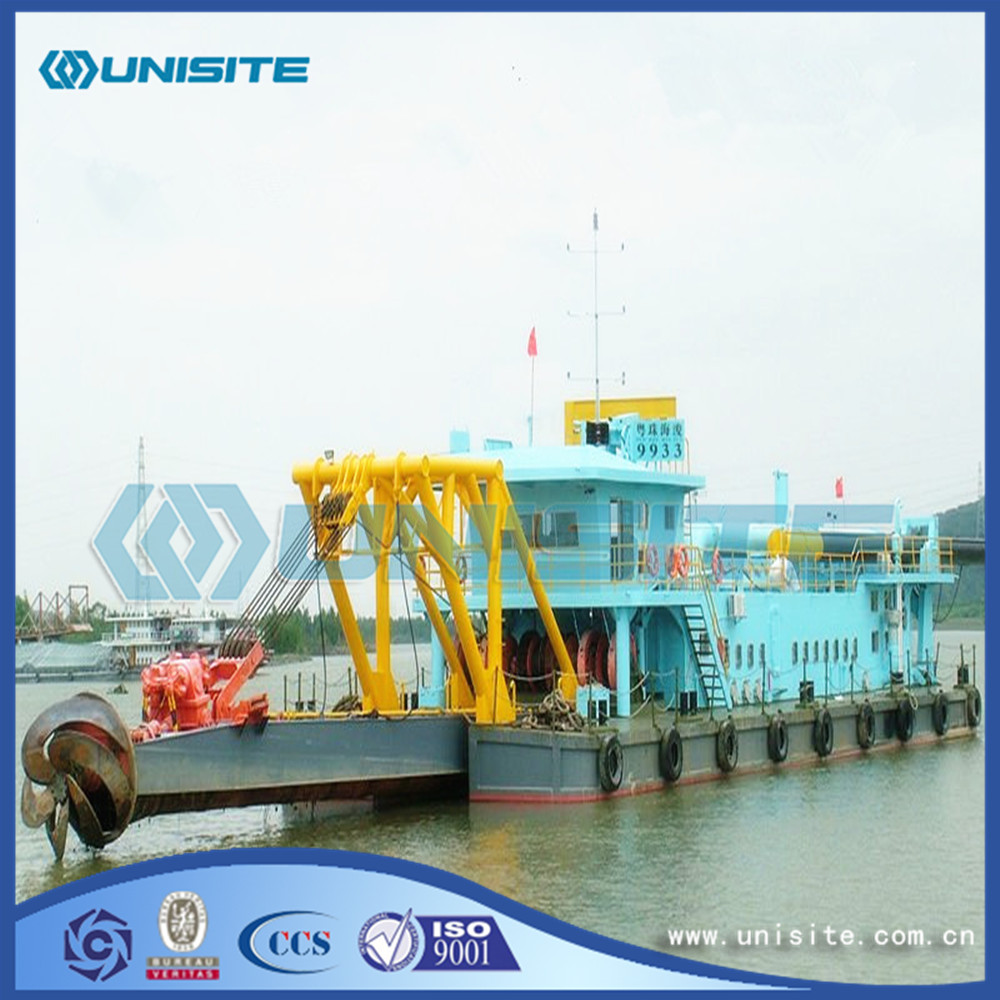 Marine Cutter Suction Dredger