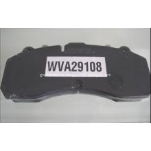 Шинный тормозной диск WVA29108 для VOLVO