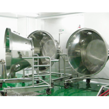 Fluidized Dry Granulator لعصير المحبب