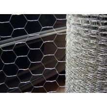 Engranzamento de fio hexagonal de ferro galvanizado