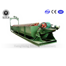 Immerged Double Screw Spiral Classifier for Ore Washing, Desliming, Dewatering