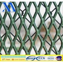 Metal perforado, alambre decorativo, malla de metal expandido (XA-EM008)