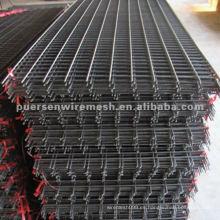 Panel de malla de barra de acero torcido de alta calidad