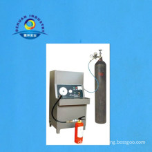 Fire Extinguisher Nitrogen Automatic Filling Machine