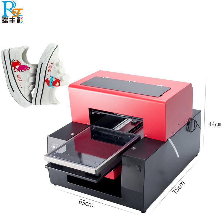 A3 Shoes Printer Machine