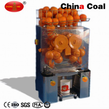 Automatischer Edelstahl Sparen Orange Entsafter