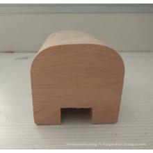 Magasin en ligne de meubles d'escalier en bois de frêne avec trou