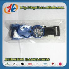 China Lieferant Coole Kunststoff Uhr Flying Disc Shooter für Kinder