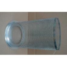 Malla de filtro en Clinders para productos químicos