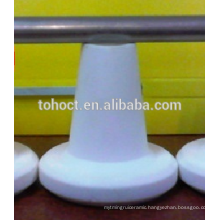 fine 80% 85% al2o3/ alumina ceramic cuplocks