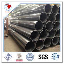 ASTM A53 Grade B ERW welded carbon steel pipe